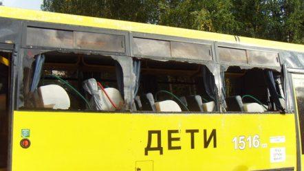 Ремни безопасности на школьных автобусах: за и против