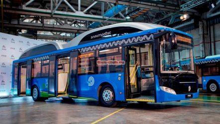 «Группа ГАЗ» поставит 100 электробусов