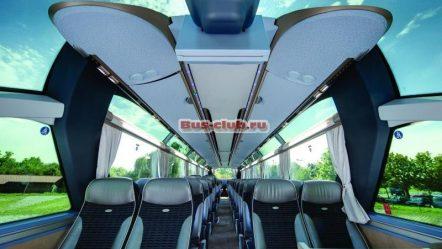 Эксклюзивный дизайн автобусов MAN