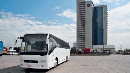 Volvo 9500: дорого и сердито