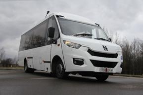 Компания NEMAN на Busworld Russia powered by Autotrans 2018 презентует автобусы среднего класса