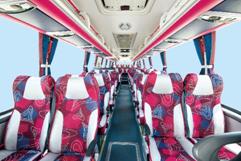 Компания King Long покажет три модели автобуса в обновленном дизайне на выставке Busworld 2018