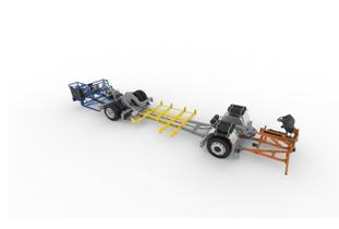 Португальская кузовостроительная компания CaetanoBus на выставке BusWorld 2018