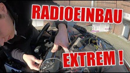 Neues Radio für den Bus 😄… #Teil6 | ItsMarvin