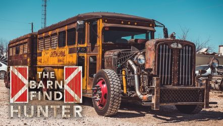 K-Code Mustang, a rat rod bus, and a whole lot more | Barn Find Hunter — Ep. 40