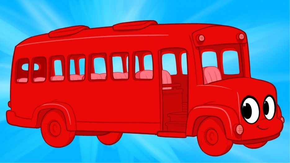 My Red Bus — My Magic Pet Morphle Video For Kids