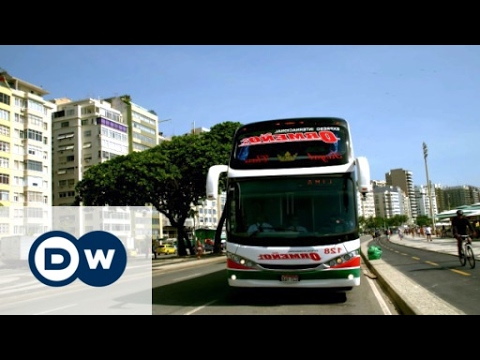 From Rio to Lima – Transoceânica, the world's longest bus journey (1/5)   DW Documentary