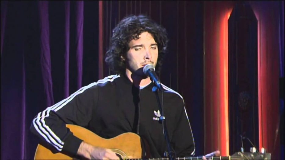 Flight Of The Conchords — The Bus Driver Song (live)