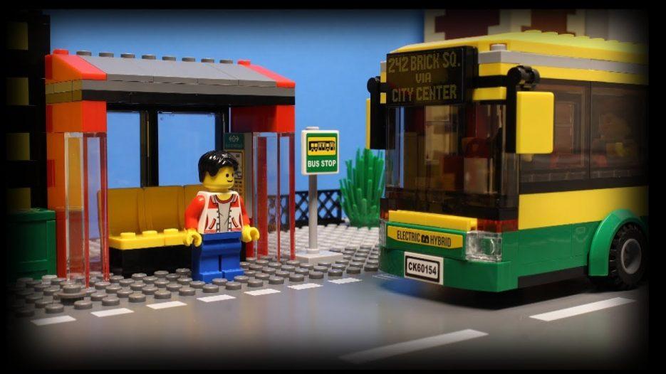 Lego City Bus