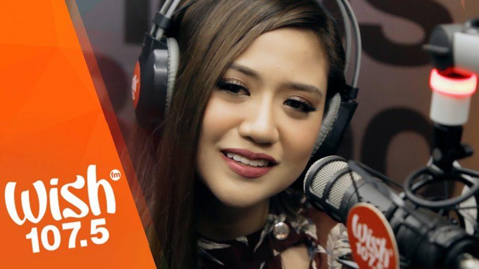 Morissette performs «Akin Ka Na Lang» LIVE on Wish 107.5 Bus