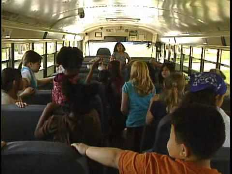 Bus Safety — Elementary