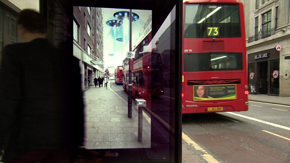 Unbelievable Bus Shelter   Pepsi Max. Unbelievable #LiveForNow