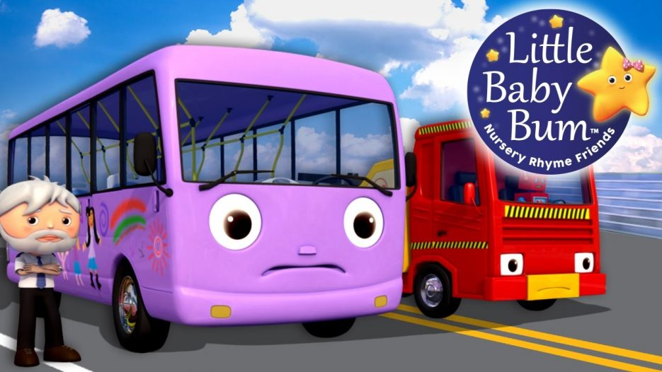 Wheels On The Bus   Part 9   Little Baby Bum   Nursery Rhymes for Babies   Videos for Kids