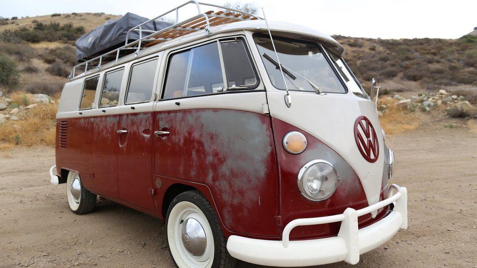 1967 VW Bus ICON Derelict Video Tour