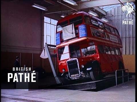 Bus Road Test (1957)