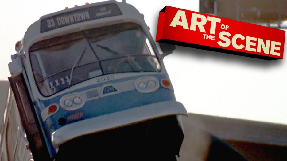 Speed's Bus Jump — Art of the Scene