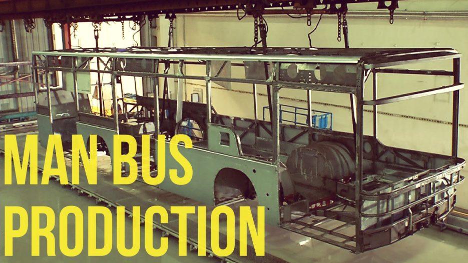 MAN Bus Production — Body Shop