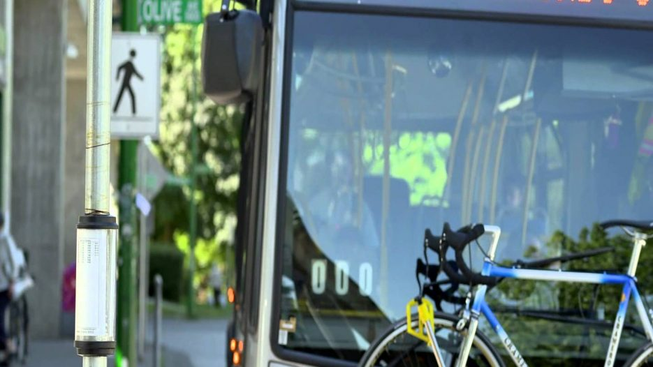 Taking Your Bike on the Bus