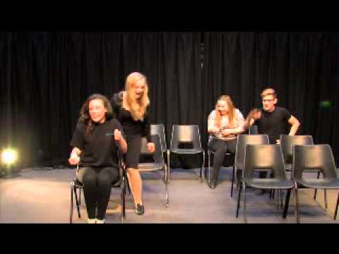 Theatre Game #52 — Character Bus. From Drama Menu — drama games & ideas for drama.