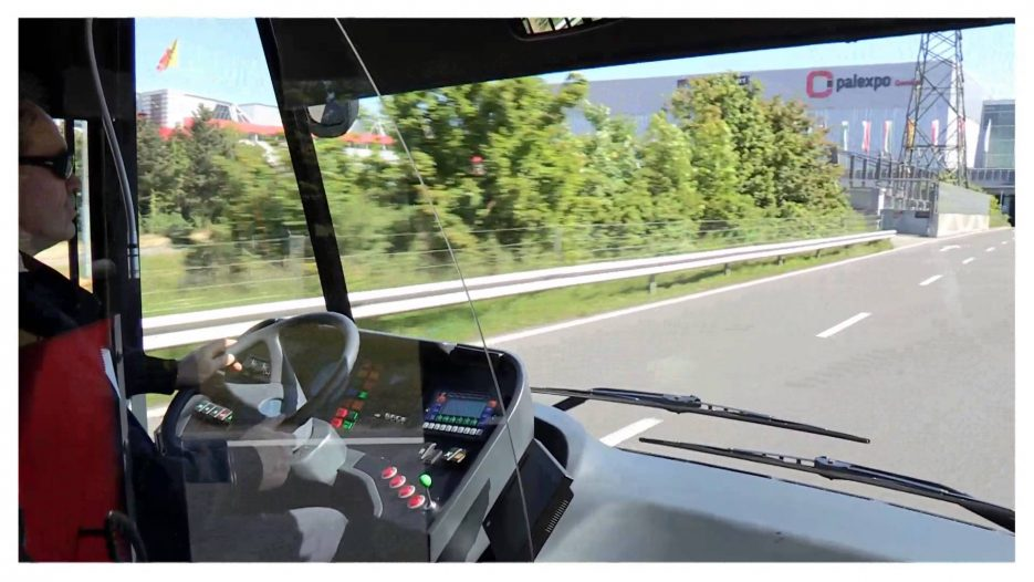 Flash charging an electric bus in 15 seconds