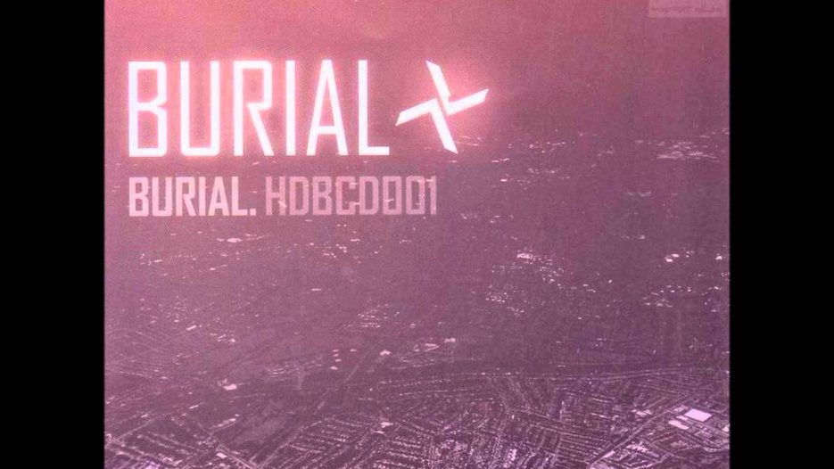 Burial: Night Bus (Hyperdub 2005)
