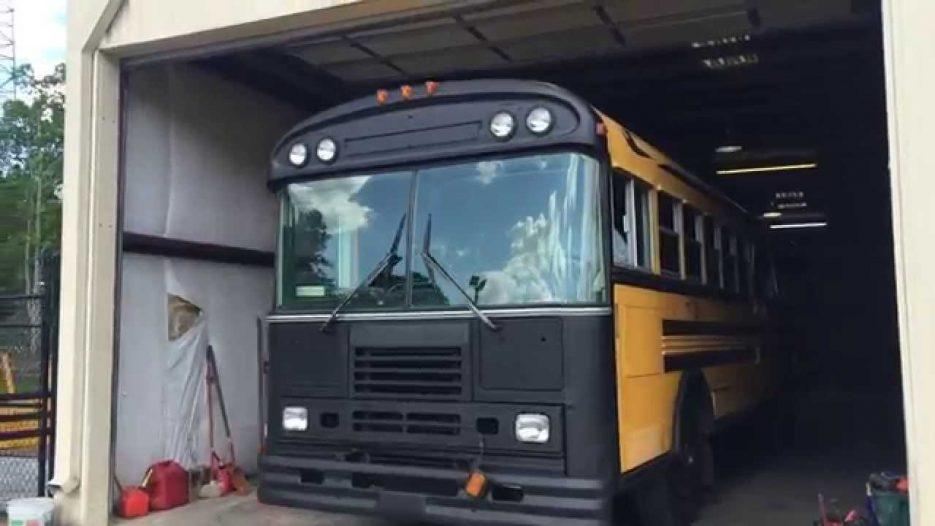 Barbecue Bus Conversion Project — #5