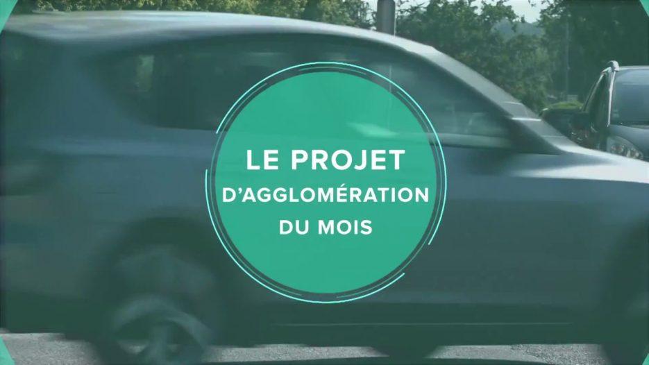 Début des travaux du projet de Bus à Haut Niveau de Service (BHNS) entre Gex et Ferney-Voltaire
