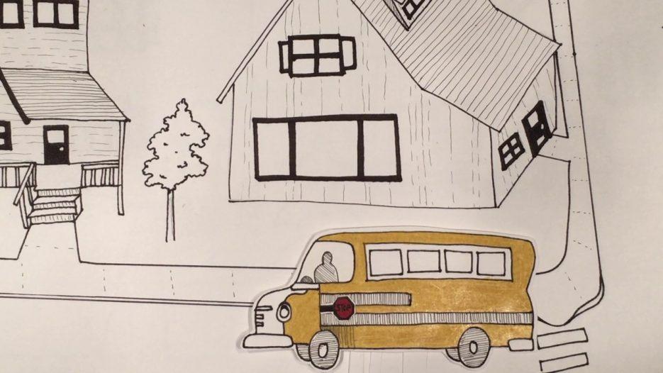 Let's Ride the School Bus!