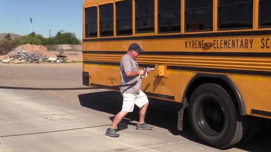 School Bus Drivers…Living the dream??