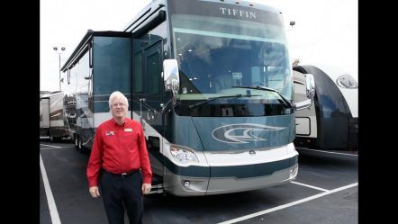 2018 Tiffin Motorhomes Allegro Bus 45OPP #32453 W/Ken Miller