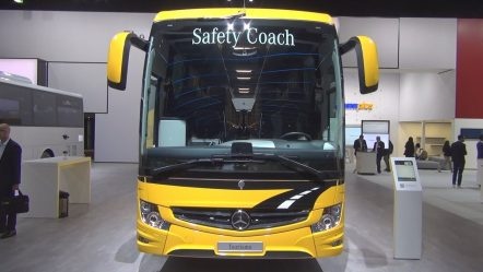 Mercedes-Benz Tourismo M/2 Bus (2019) Exterior and Interior