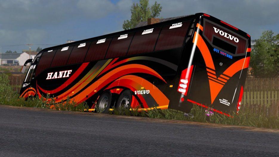 🔴 Bangladesh Highway Road Bus Accident | (ETS 2) Euro Truck Simulator 2 Volvo Bus Mod Download Link