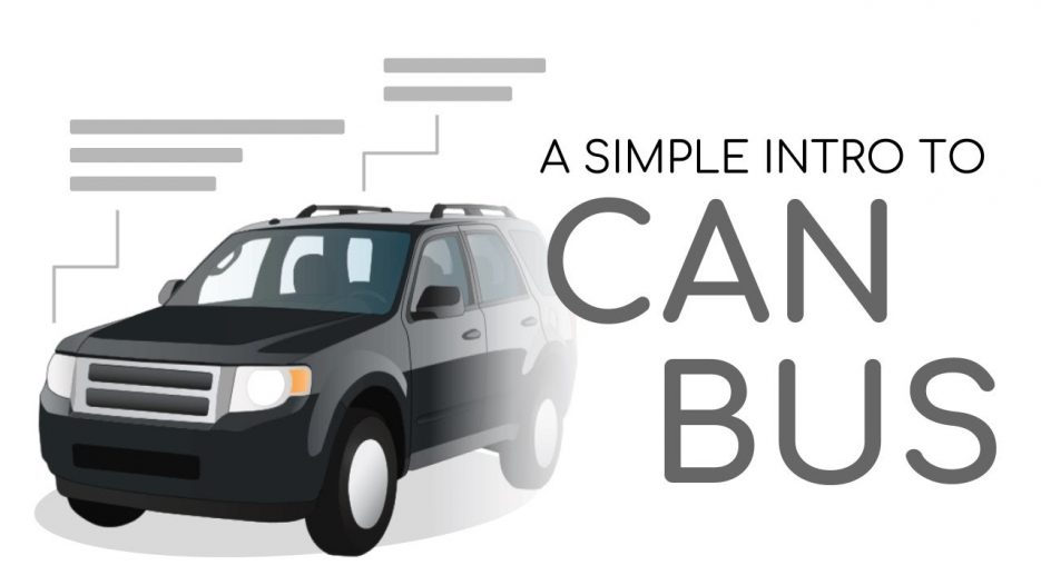 CAN Bus Explained — A Simple Intro (2018)