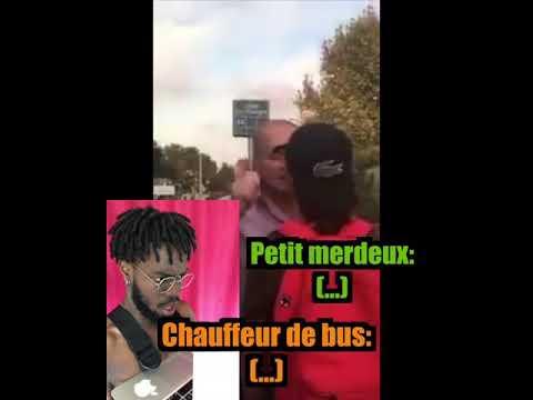 LES PETITS NE RESPECTENT VRAIMENT PLUS LES CHAUFFEURS DE BUS