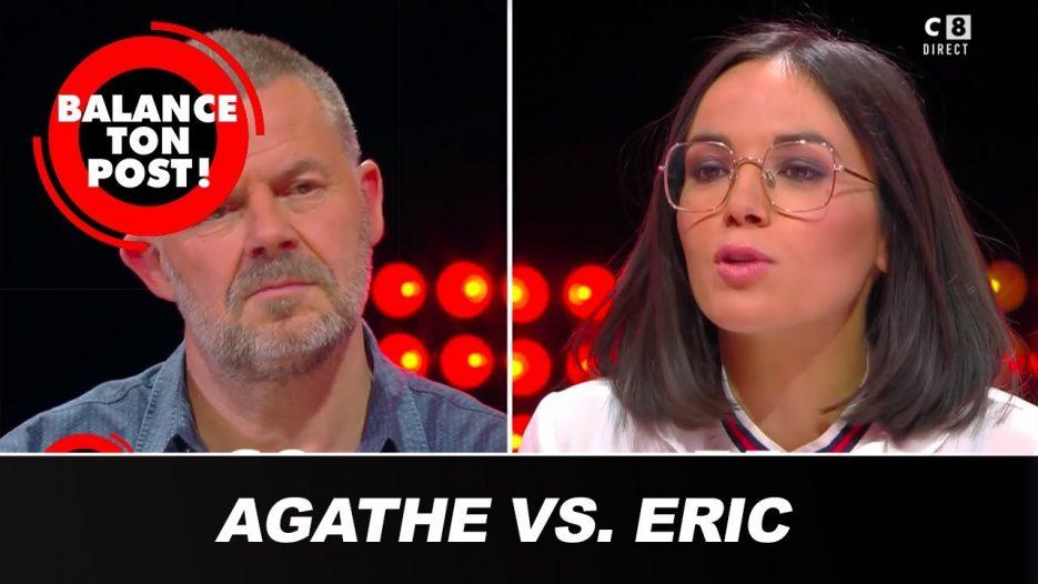 Ado giflé par un chauffeur de bus : Agathe Auproux en désaccord avec Éric Naulleau