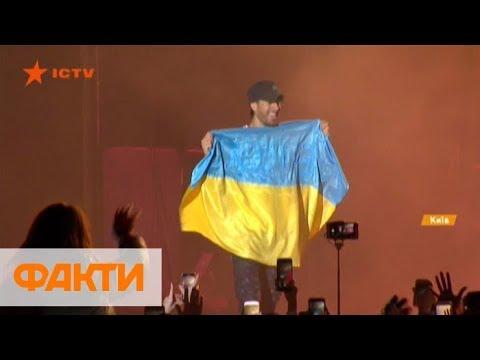 Пробки, автобусы фанатов и любимые хиты: как Иглесиас зажег в Киеве
