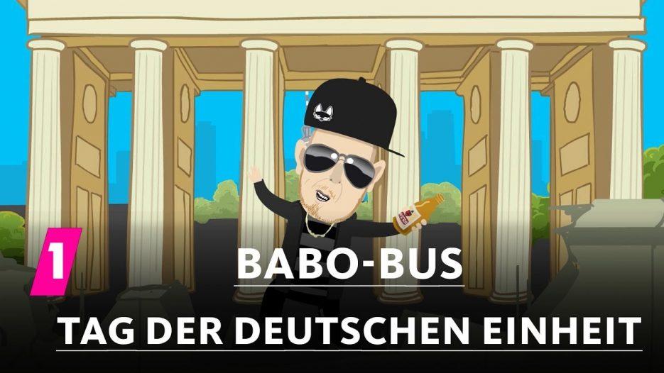 Babo-Bus: Tag der deutschen Einheit | 1LIVE