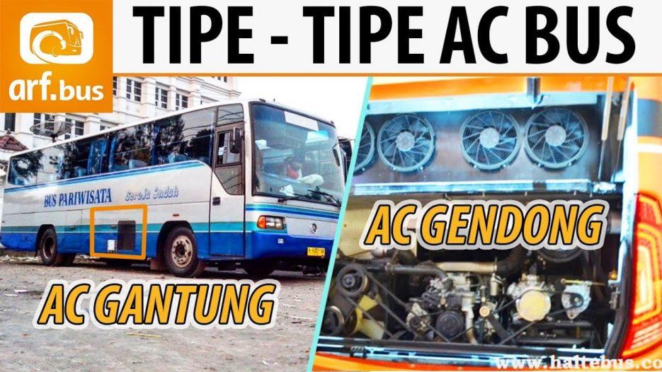 3 Tipe AC Bus Menurut Penempatannya