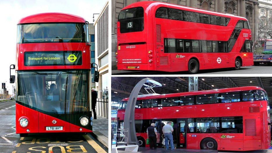 New Bus For London January 2017 Update