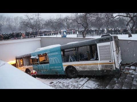 Moscow — bus