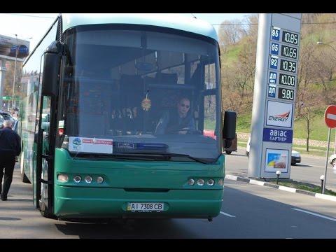 Ехала я в Москву на автобусе из Киева