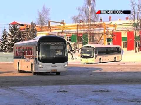 Автобусы из Клина и Солнечногорска встретятся в Москве