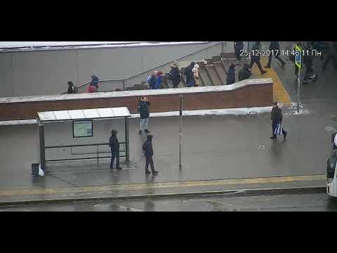 Moscow subway bus crash 2017 people killed