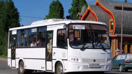 Все модели автобусов ПАЗ