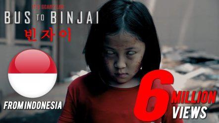 BUS TO BINJAI (TRAIN TO BUSAN PARODY) from INDONESIA