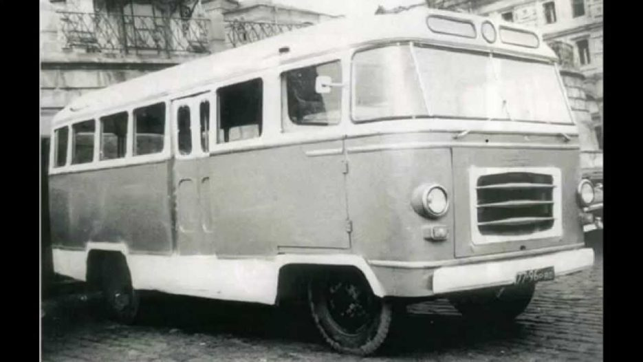 Автобусы Таджикистан (ЧАЗ)