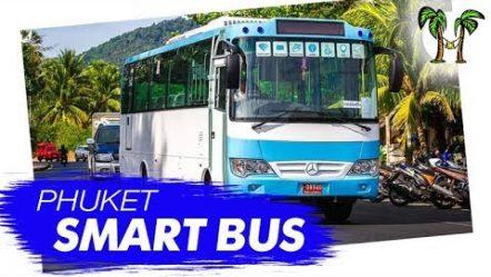 Phuket Smart Bus. Полный обзор. Плюсы и минусы. Общественный транспорт на Пхукете