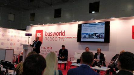 BusWorld 2018: день второй!