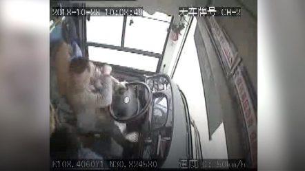 Из-за спора с водителем погибли 13 пассажиров