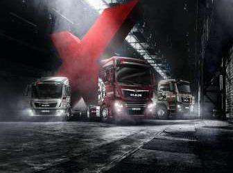 MAN Truck & Bus — официальный партнер IRONMAN